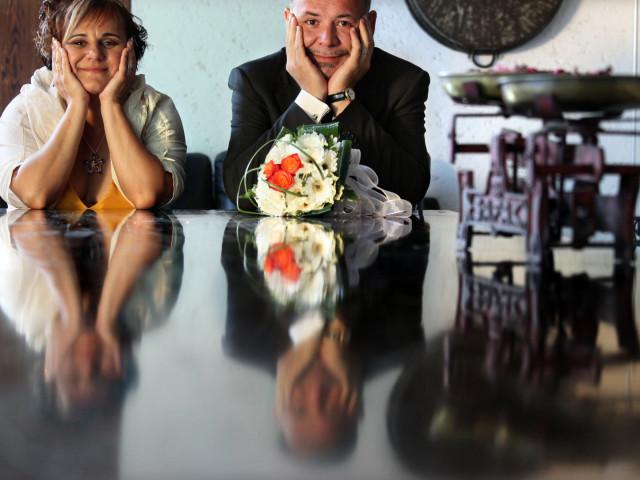 MATRIMONIO: Alessandra e Feliciano